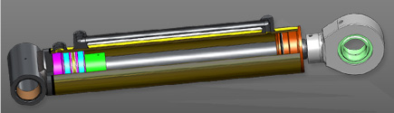 Welded/Threaded Cylinder